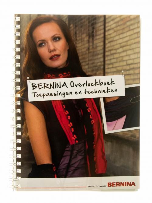 Bernina Overlock boek