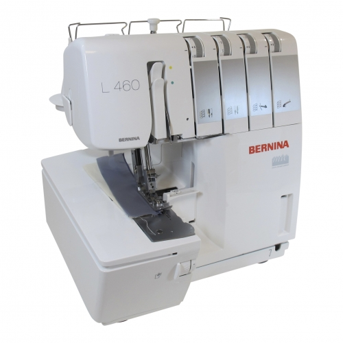 Bernina lockmachine L 460