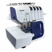 Brother 4234D Overlockmachine voor decoratieve creativiteit