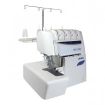Juki lockmachine MO-1000 Deze lockmachine kan werkelijk elke stof aan