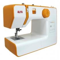 Alfa Compakt 100 naaimachine, eenvoudige bediening, scherp geprijsd
