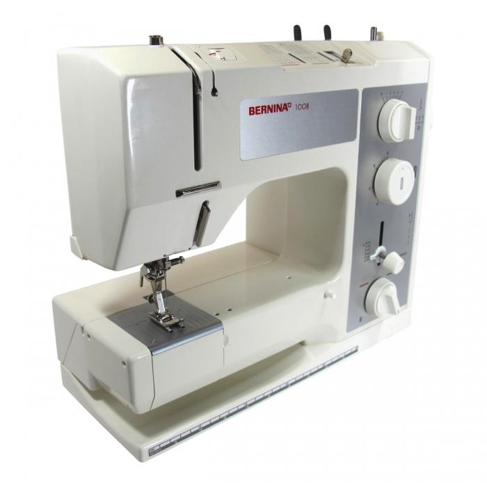 bernina 1008 mechanische naaimachine met cb grijper matri naaimachines. Black Bedroom Furniture Sets. Home Design Ideas