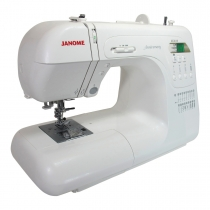 Janome DC 3018 creatieve naaimachine