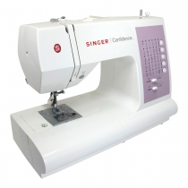 Sterke singer 7463 naaimachine met 28 steken waaronder stretchsteken