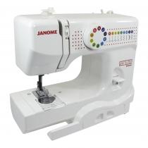 Janome sew mini , de volwassen kindernaaimachine