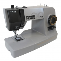TOYOTA POWER FabriQ 17  Naaimachine