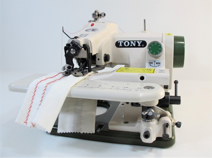 Ongekend Blindzoom machine nieuw , overjarig - Matri Naaimachines AW-72