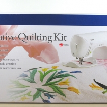 Brother creative quilting kit QKM1