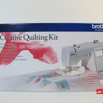Brother creative quilting kit QKM2