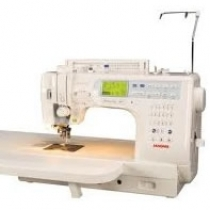 Janome Memory Craft 6600 professionele huishoudnaaimachine