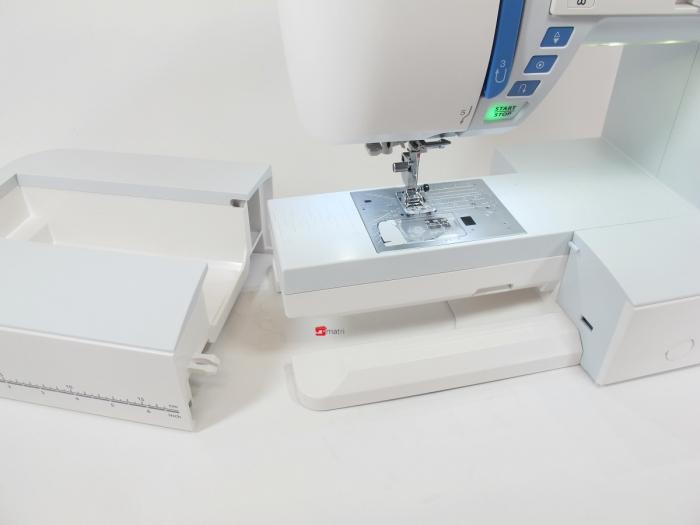 Janome skyline s5 creatieve naaimachine matri naaimachines for Machine a coudre klein