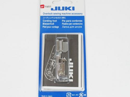 Koordvoet 16677 voor Juki overlockers