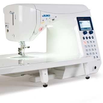 Juki naaimachine exceed-serie HZL-F600