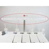 Draadgeleider voor lewenstein-700 overlockers