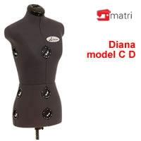 Diana C omruil model