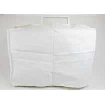 plastic stof hoesje voor de naaimachine