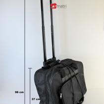 Naaimachine draagtas koffer op Trolley