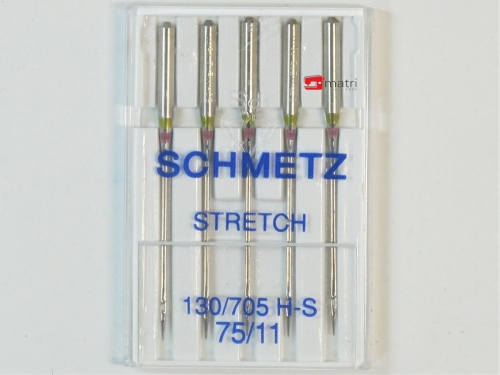 Schmetz Stretch-naalden dikte 75