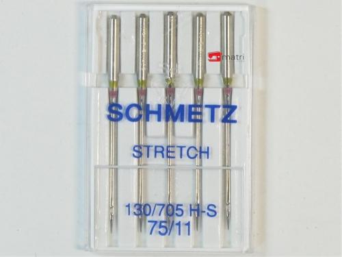 Schmetz Stretch-naalden dikte 75