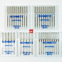 Schmetz Lockmachine Naalden set